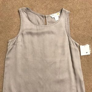 C&C California grey tank top